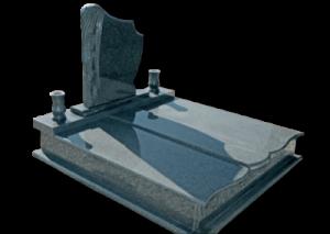 Háromrészes-fedlapos-síremlék-leples-fejkővel-400x284