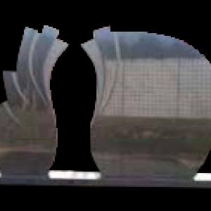 Asszimmetrikus sírkőemlék
