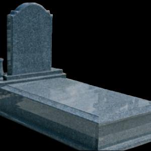Klasszik fedlapos síremlék klasszik fejkő